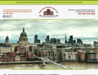 propertylondon.net screenshot