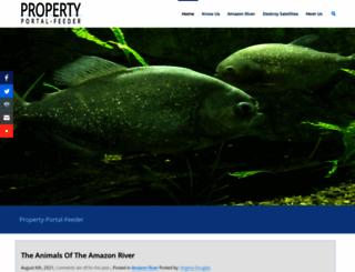 propertyportalfeeder.com screenshot