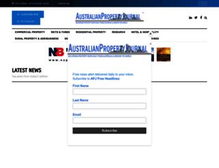 propertyreview.com.au screenshot