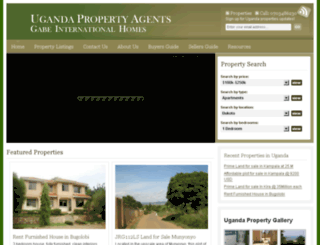 propertyuganda.com screenshot