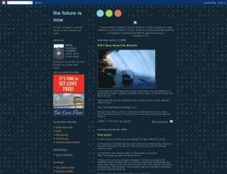 propheticfuture.blogspot.nl screenshot