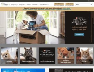proplanveterinarydiets.com screenshot