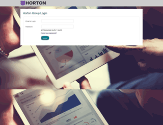 proposals.hortongroup.com screenshot