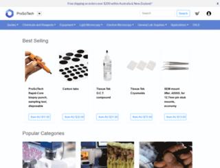 proscitech.com screenshot