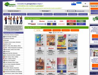 prospectuschezmoi.com screenshot