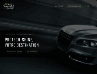 protech-shine.com screenshot