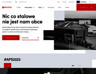 protech-wkg.pl screenshot