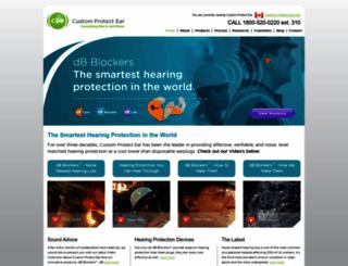 protectear.com screenshot