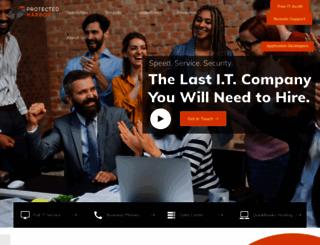 protectedharbor.com screenshot