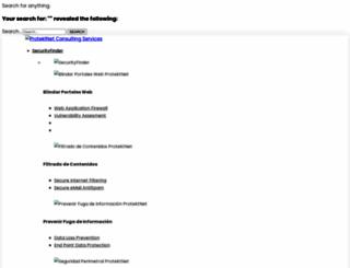 protektnet.com screenshot
