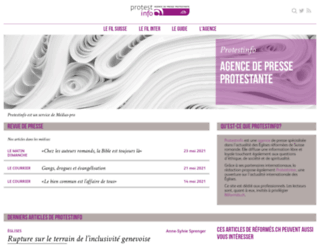 protestinfo.ch screenshot