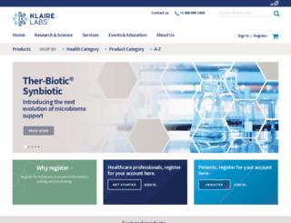 protherainc.com screenshot