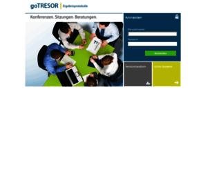 protokoll.gotresor.de screenshot