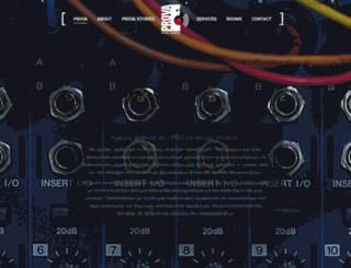 provastudio.com screenshot