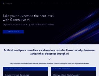 provectus.com screenshot
