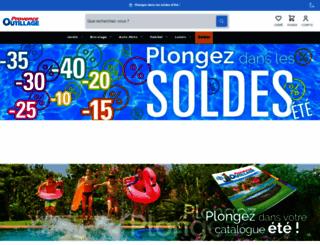 provence-outillage.fr screenshot