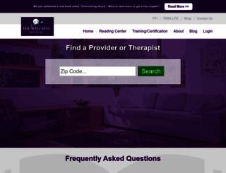 providers.wellness-institute.org screenshot