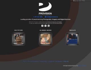 provision.ie screenshot
