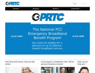 prtcnet.com screenshot