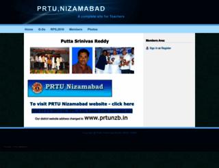 prtunzb.webs.com screenshot