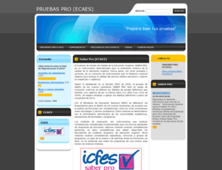 pruebaprofiloteo.webnode.es screenshot