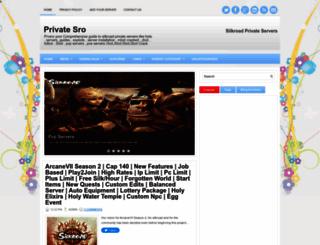 prvsro.blogspot.com.eg screenshot