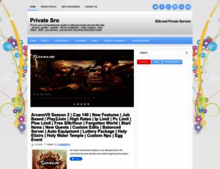 prvsro.blogspot.com screenshot