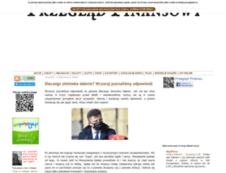 przeglad-finansowy.pl screenshot