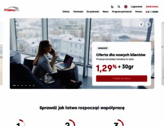 przelewy24.pl screenshot