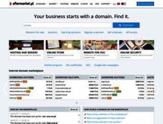 przesylki-dhl-cennik.pl screenshot