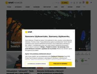 przewodnik.onet.pl screenshot