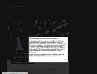przydomoweogrody.pl screenshot