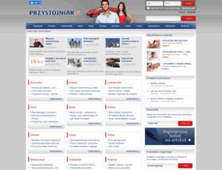 przystojniak.pl screenshot