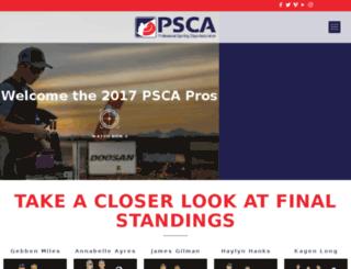 psca.com screenshot