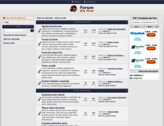 psfp.org.pl screenshot