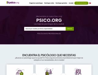 psico.org screenshot