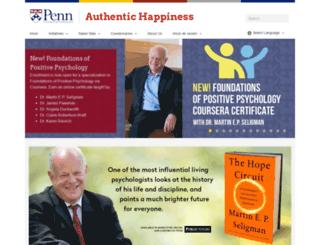 psicologiapositiva.org screenshot