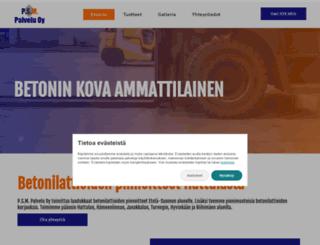 psmpalvelu.fi screenshot