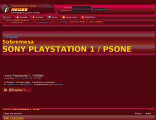 psone.redee.com screenshot