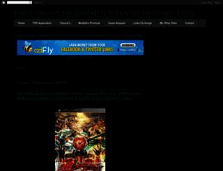 psp-gamez-mediafire.blogspot.co.uk screenshot