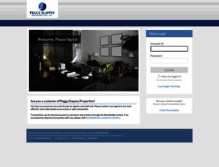 psp.backagent.net screenshot