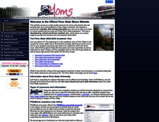 psumoms.com screenshot