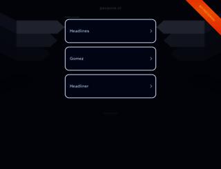 psvzone.nl screenshot