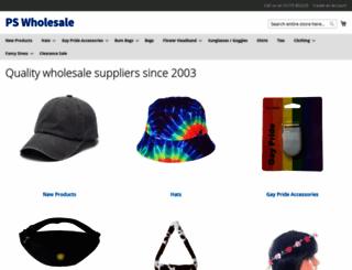 pswholesale.co.uk screenshot