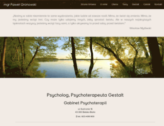 psycholog-bielsko.pl screenshot