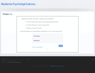 psychologiasukcesu.edu.pl screenshot