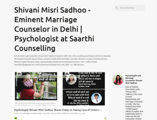 psychologist-counselor-delhi.blogspot.in screenshot