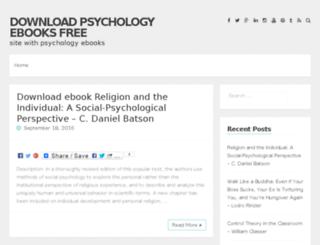 psychology1.net screenshot