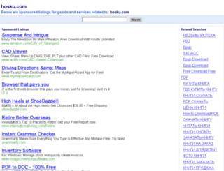 psychologyvet.hosku.com screenshot