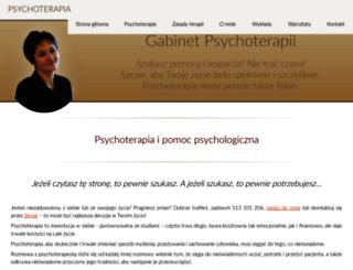 psychoterapia.1b1.pl screenshot